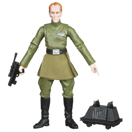 Star Wars Vintage Figure - EPIV Grand Moff Tarkin
