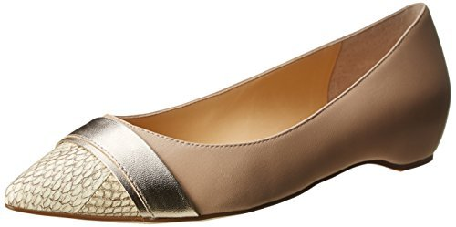 Toe Trump Ivanka Loafers Multi Womens Itcarmens Pointed Natural Leather rXqnBqwd