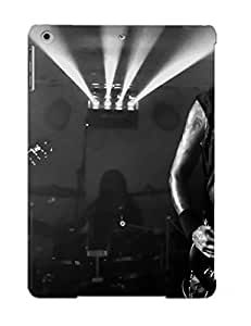 Chistmas' Gift - Cute Appearance Cover/tpu Rcikmux839bFBBJ Arroganz Black Metal Heavy Concert Guitar Case For Ipad Air