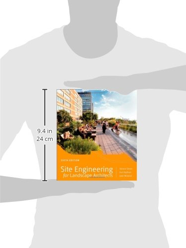 Site Engineering For Landscape Architects - Buy Online In UAE. | Hardcover Products In The UAE ...