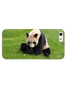 3d Full Wrap Case for iPhone 6 4.7 Animal Eating Panda