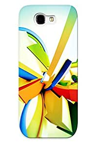 Awesome EHNBNmM9650LNVwe Crazinesswith Defender Tpu Hard Case Cover For Galaxy Note 2- Graffiti Shapes