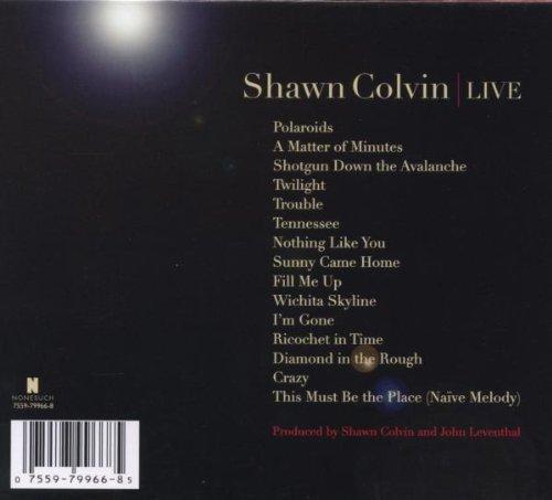 Live: Shawn Colvin