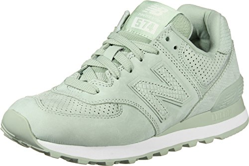 new balance 574 damen grau