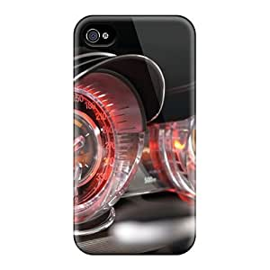 Ultra Slim Fit Hard Sellcases Case Cover Specially Made For iphone 6- Bmw Concept Cs Dials