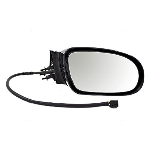 Passengers Power Side View Mirror Heated Replacement for Caprice Fleetwood Impala Roadmaster 10231120 AutoAndArt