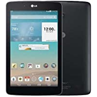 LG G Pad V410 16GB Unlocked GSM 7-Inch 4G LTE Android Tablet PC - Dark Gray (No Warranty) (Certified Refurbished)