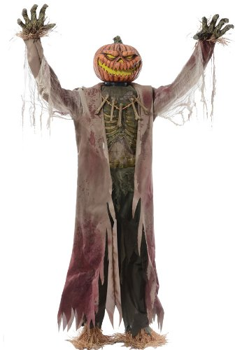 [Costumes for all Occasions MR124262 The Corn Stalker Animated] (Halloween Animatronics)