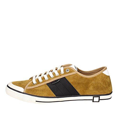 D.a.t.e. TENDER LOW-D Niedrige Sneakers Herren Braun Taupe