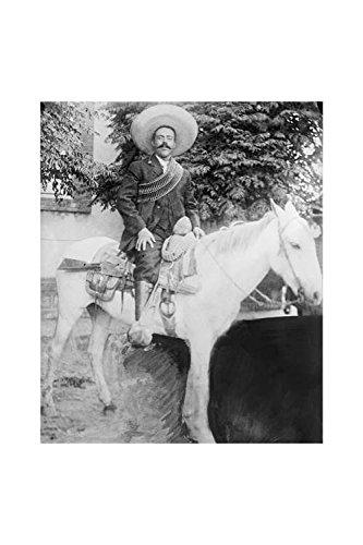 Pancho Villa Print Canvas