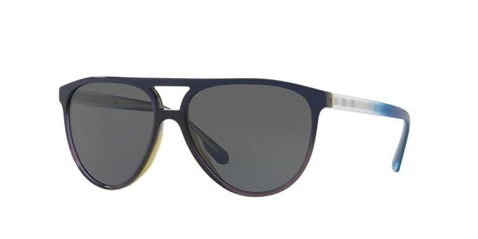 Amazon.com: anteojos de sol Burberry ser 4254 366287 parte ...