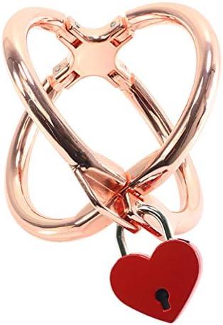 HEALLILY Verstellbare Handschellen Sm Knöchel Armbänder Zurückhaltung Bondage Manschetten BDSM Zurückhaltung Spielzeug...