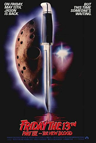 Friday the 13th Part 7-The New Blood POSTER (11