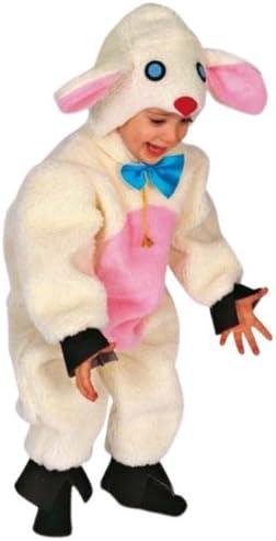 Rio - Disfraz de oveja para niña, talla 1-2 años (103307): Amazon ...