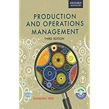 Production And Operations Management, 3Rd
