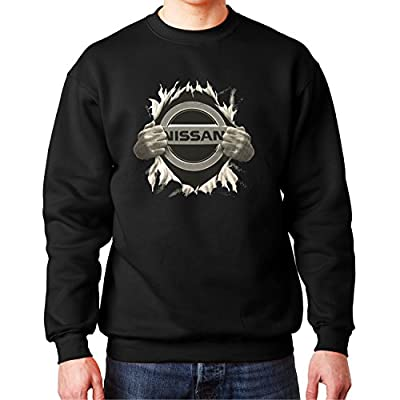 Hot Nissan Ripping Chest Crewneck by CPE hot sale