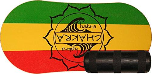 Chakra Balance Board - Rasta by Chakra