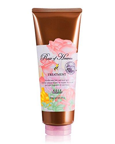 KOSE Rose of Heaven Blooming Tiara Hair Treatment