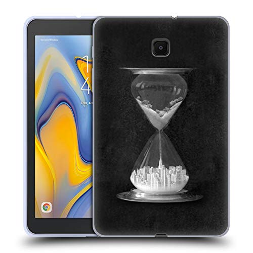 Official Thomas Barbey Burb to Urb Cities Soft Gel Case Compatible for Galaxy Tab A 8.0 (2018)