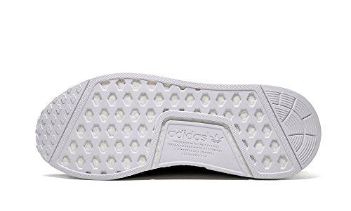Nuovo Adidas White Nmd R1 Blue IIdrBqw