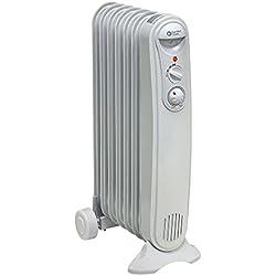 Comfort Zone Oil Filled Radiator Heater CZ7007J