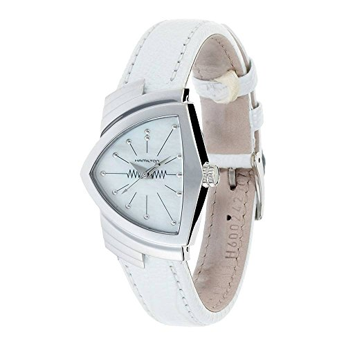 Hamilton Women's H24211852 Ventura White Watch