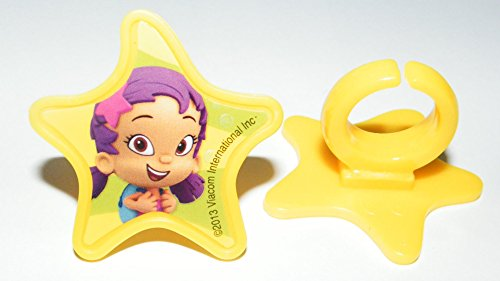 Nickelodeon Bubble Guppies Toy Figure Set of 13 with Bubble - Import ...
