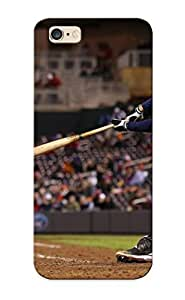 Crooningrose High-end Case Cover Protector For Iphone 6 Plus(minnesota Twinsbaseball (4) )