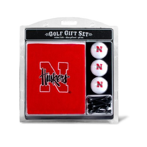 - Nebraska Cornhuskers Towel Gift Set from Team Golf by Team Golf