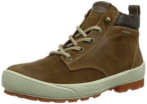 Legero 30060543 TARO Damen Hohe Sneakers Braun (HASEL 20)