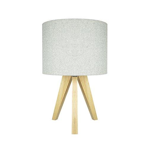 Tischleuchte holz, farbe einfach moderne schlafzimmer holz - lampe lampe lampe (kreativ - studie von 25.5cm hohe 38.5cm) B078THW5GX | Kostengünstiger  1a7f5d