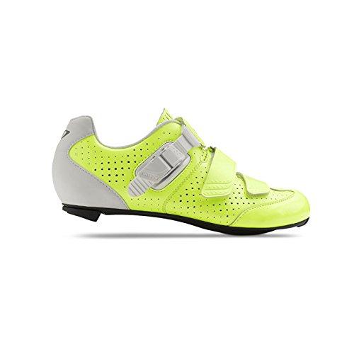 Giro Espada E70 Shoes - Women's Highlight Yellow/White, 41.0 by Giro