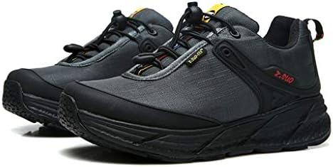 トレイルランニングシューズ メンズ 厚底靴 アウトドア 登山靴 ハイキングシューズ スニーカー カジュアルシューズ 男女兼用 レースアップ 滑り止め 安定感 クライミングシューズ ブラック 黒 灰色 グレー ブルー 青