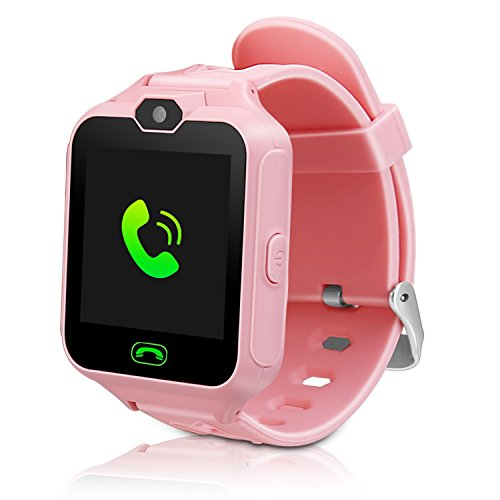 - Kids Smartwatch Phone Watch Mini Digital Camera with 1.44 Touch Screen Music Player Alarm Clock Calendar Calculator Birthday Gift for Boys and Girls