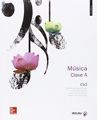 Música Clave A. Valencia - Edició 2015 - 9788448195847