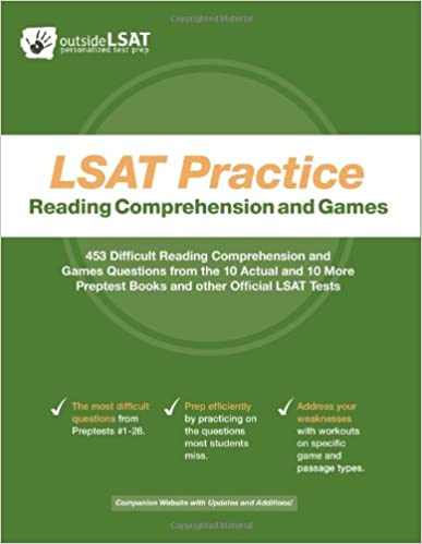 Workbook free high school reading comprehension worksheets : LSAT Practice Reading Comprehension and Games: 453 Difficult ...