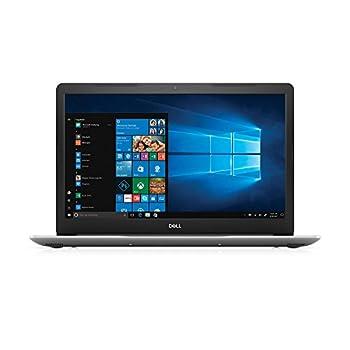 Image of 2018 Dell Inspiron 17 5770 Laptop - 17.3in Full HD (1920x1080), 8th Gen Intel Quad-Core i7-8550U, 16GB DDR4, 256GB SSD + 2TB HDD, AMD Radeon 530, Windows 10 - Platinum Silver (Renewed) Traditional Laptops