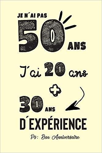 Amazon Fr Joyeux Anniversaire Humour Carnet De Notes Idee Cadeau Pour Celebrer Les 50 Ans De Sa Femme De Sa Copine Sa Meilleure Amie Ou Sa Maman Un Cadeau Original Publishing