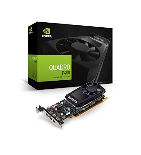 Elsa Nvidia Quadro P400Graphics Board vd6272eqp400-2ger