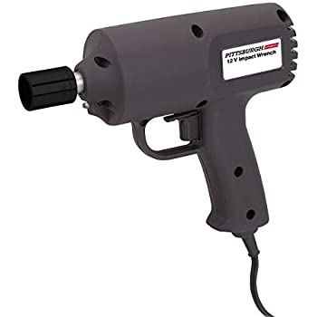 """Chicago Electric Power Tools 12 Volt 1/2"""" Emergency Impact Wrench"""
