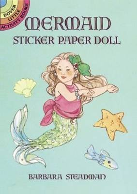 [Mermaid Sticker Paper Doll] (By: Barbara Steadman) [published: March, 2003]