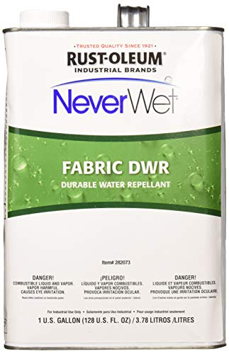 Rustoleum CAULK & SEALANTS 1030586 1 gallon Neverwet Fabric Dwr
