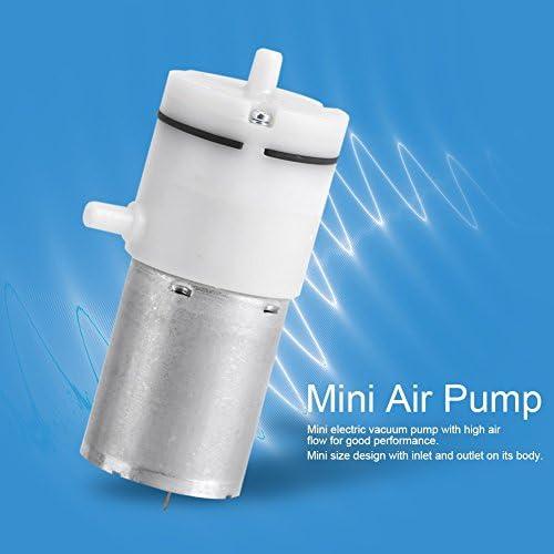 Micro Vakuumpumpe Mini Motor Für Luftpumpe Dc 12v Mini Luftpumpenmotor Elektrische Mini Air Pumping Booster Für Behandlung Instrument Auto