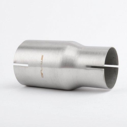 70mm auf 63, 5mm Ré ducteur / Tuyau adaptateur ( Acier Inox Manchon double é largi de ) 5mm Réducteur / Tuyau adaptateur ( Acier Inox Manchon double élargi de ) Arlows