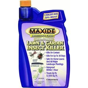 (Gulfstream Home & Garden 1050 Maxide Dual Action Lawn And Garden Insect Killer )