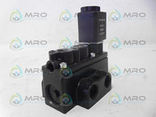 ARO A212SS-000-N Solenoid Air Control Valve,1//4 In,4-Way