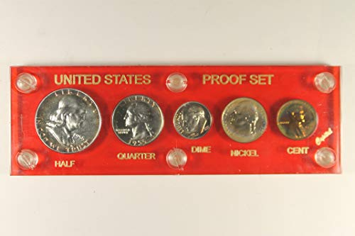 1955 US Mint Proof Set *Plastic Holder* Proof ()