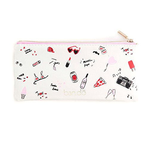 ban.do design Get It Together Pencil Pouch - Girls Just Wanna Have Fun (66434) Photo #2