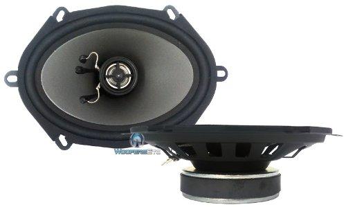 257 - DLS 5 x 7'' 2-Way Speakers