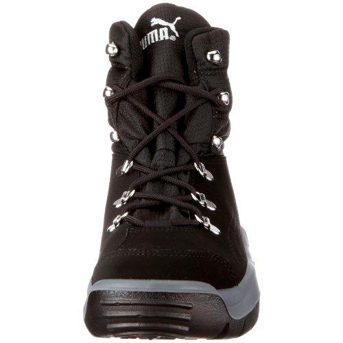 Puma Tresenta GTX - Zapatillas de Material Sintético para niño Negro Schwarz (black-dark shadow-silver metallic 04) 40 UE